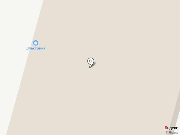 Электрика на карте Березников