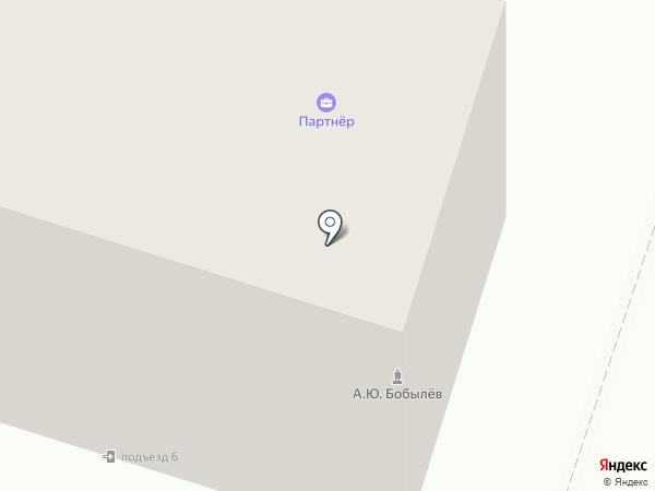 Золотая прядь на карте Березников