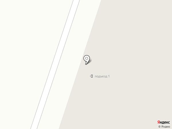 Гейер Е.А. на карте Березников