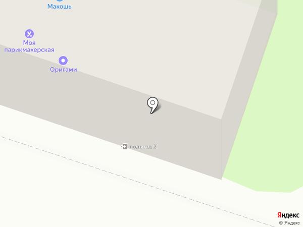 Моя парикмахерская на карте Березников