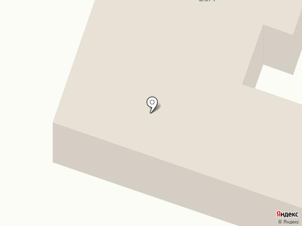Полесье на карте Березников