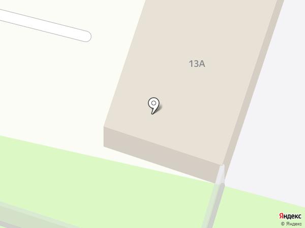 Интэгро на карте Березников