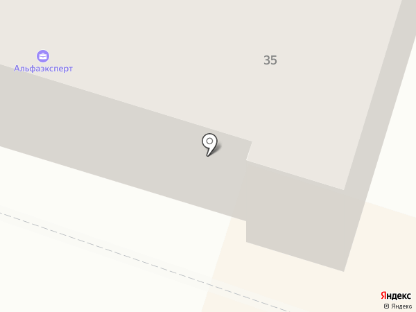 Три-З на карте Березников