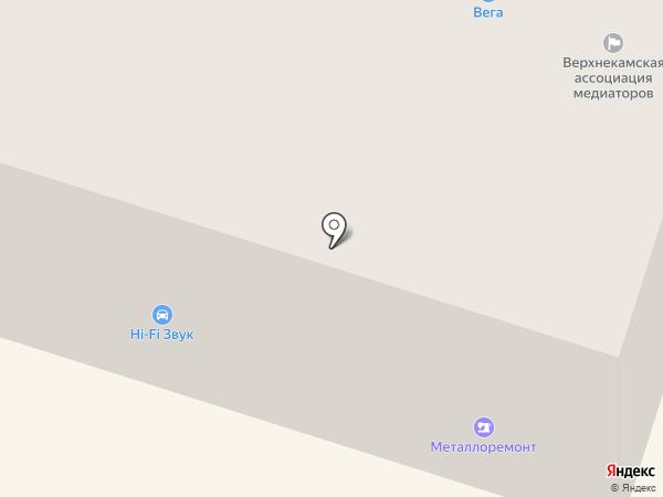 Hi-Fi Звук на карте Березников