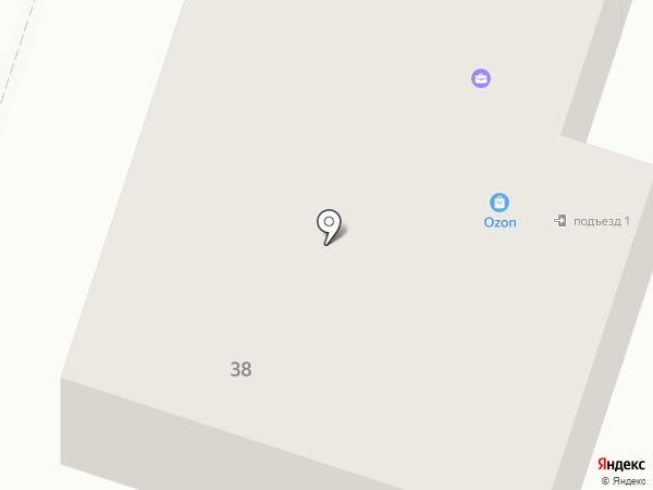 Бер. авто на карте Березников