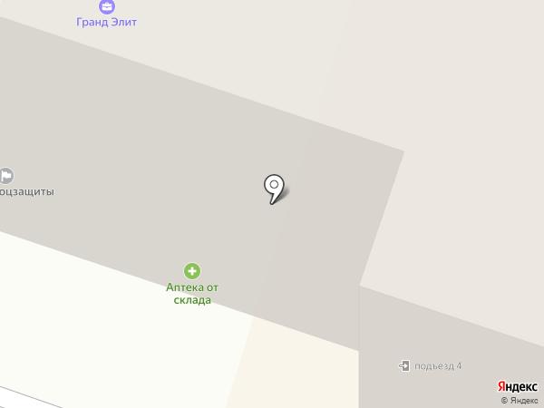 Проводник на карте Березников