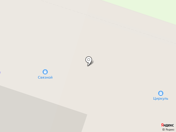 Связной на карте Березников