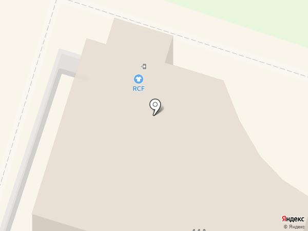 Старт на карте Березников