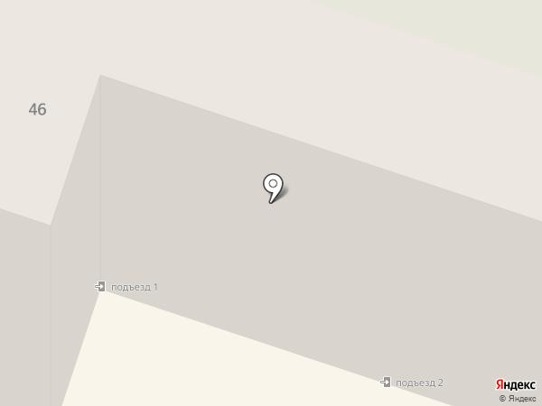 Межрайонное территориальное управление №6 министерства социального развития Пермского края на карте Березников