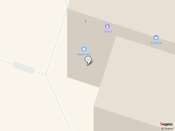 Верещагинская трикотажная фабрика на карте Березников