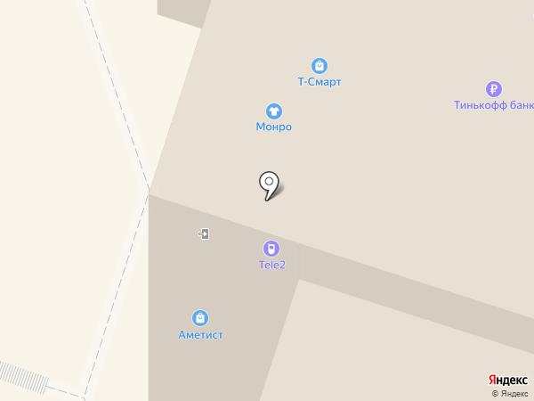 Алендвик на карте Березников