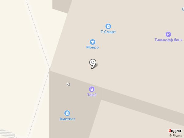 DNS на карте Березников