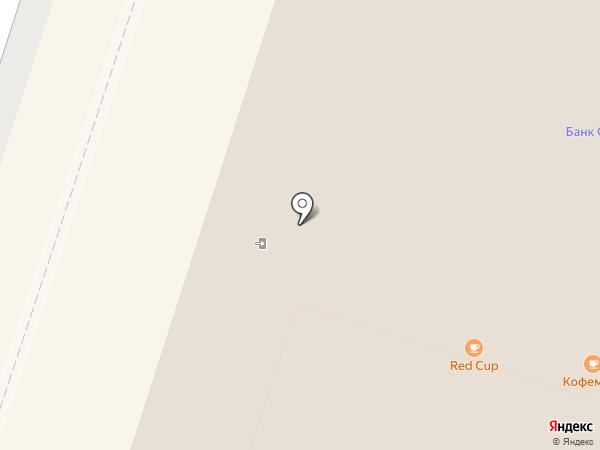 Мегафон на карте Березников