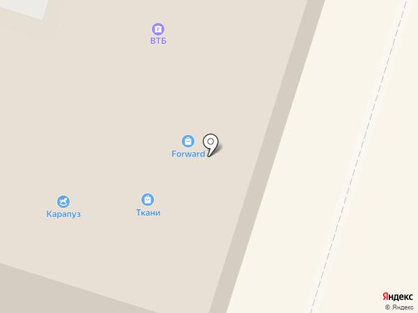 Шторы от Сауле на карте Березников