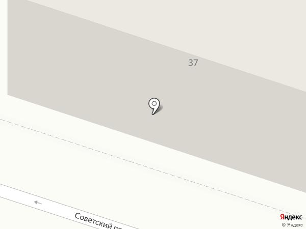 Мясной магазин на карте Березников