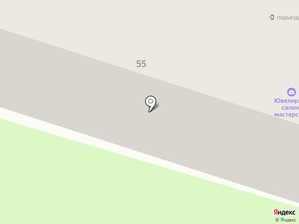 Ювелирная салон-мастерская на карте Березников