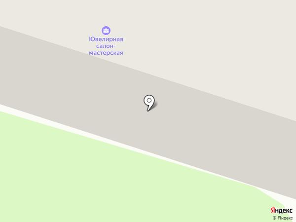 Позитифф на карте Березников