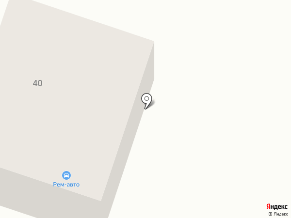 РЕМ-АВТО на карте Березников
