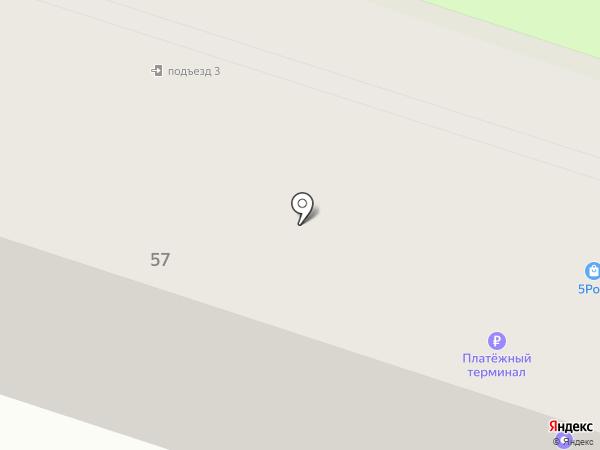 Адам на карте Березников