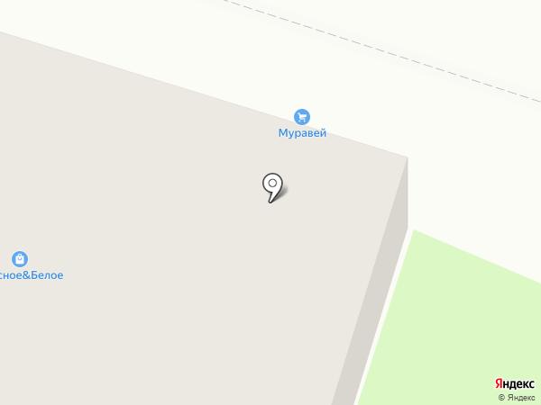 Мария на карте Березников