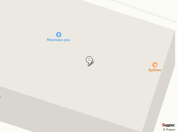 Золотой ключ на карте Березников