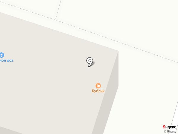 Стильная хозяйка на карте Березников