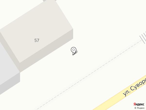Автосервис на карте Березников