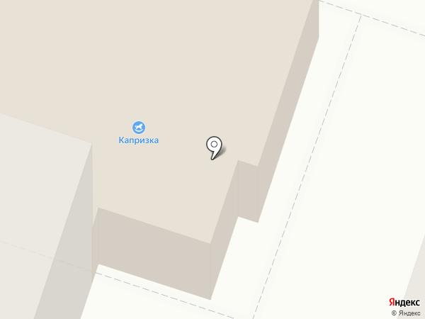 Магазин фастфудной продукции на карте Березников
