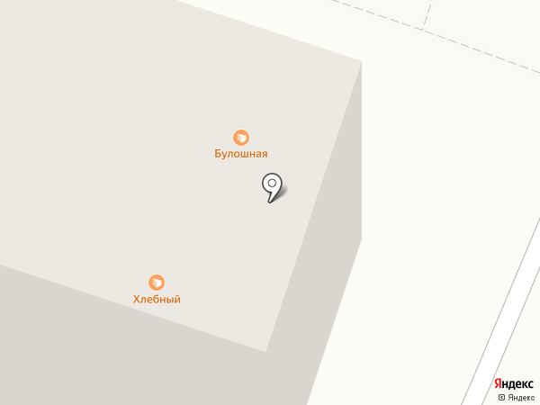 Хлебный магазин на карте Березников
