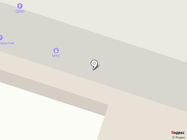 МТС на карте Березников