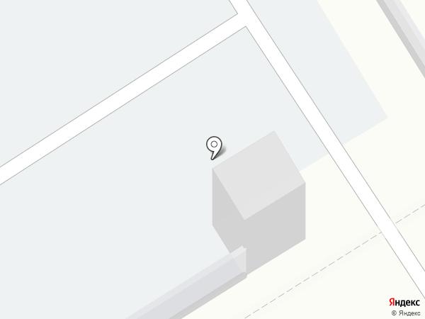 У дороги на карте Березников
