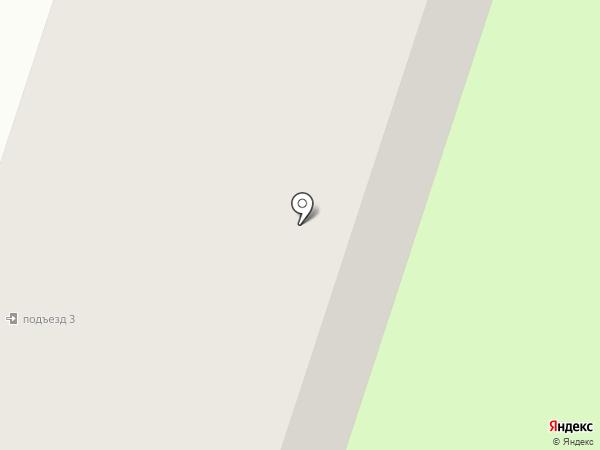 Оригами на карте Березников