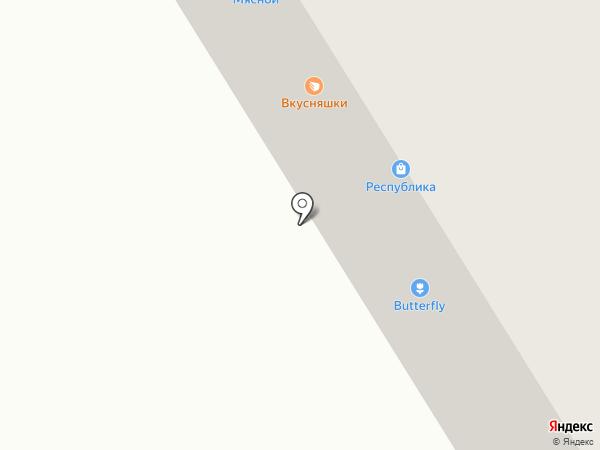 ВЕСНА на карте Березников