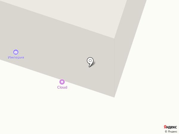Арман на карте Березников