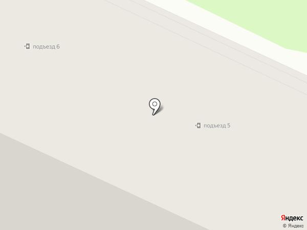 Сёмино на карте Березников