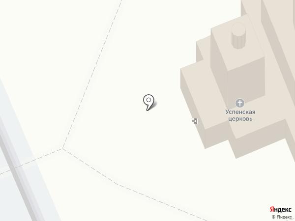Городское кладбище на карте Березников