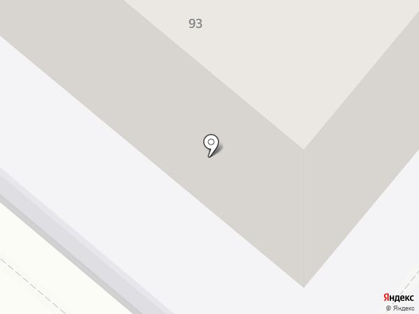 НАСТРОЙ на карте Березников