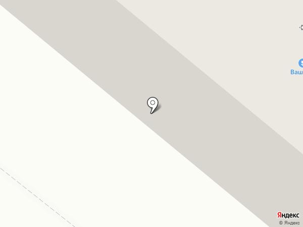 Рассвет на карте Березников