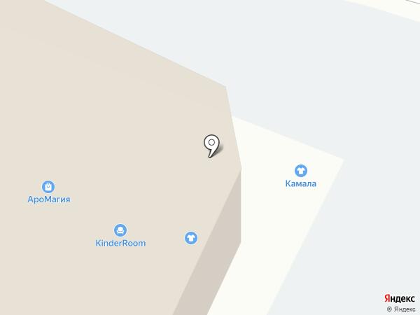 Модистка на карте Березников