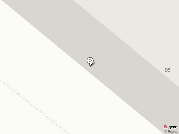 Княжна на карте Березников