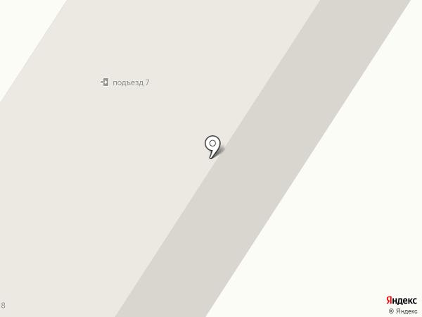 Удачный на карте Березников
