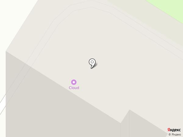 Квартал на карте Березников