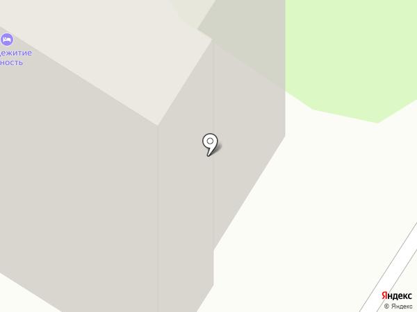 Подорожник на карте Березников