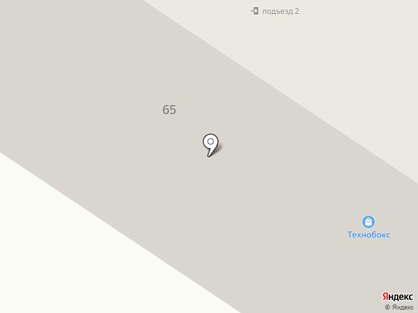 Гостиница АВН на карте Березников