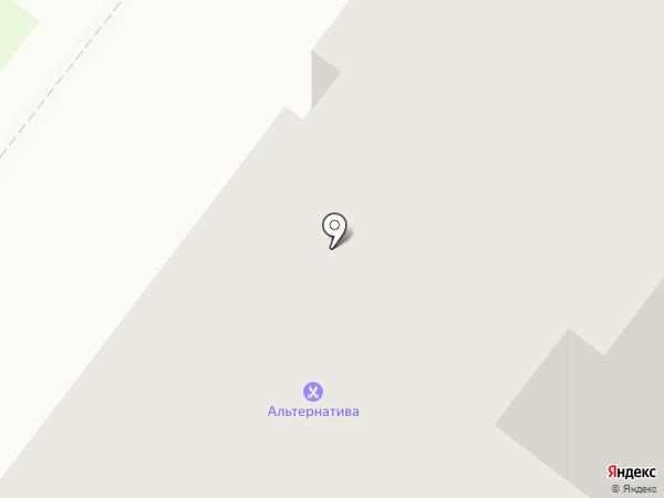 Альтернатива на карте Березников