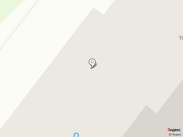 Нуга Бест на карте Березников