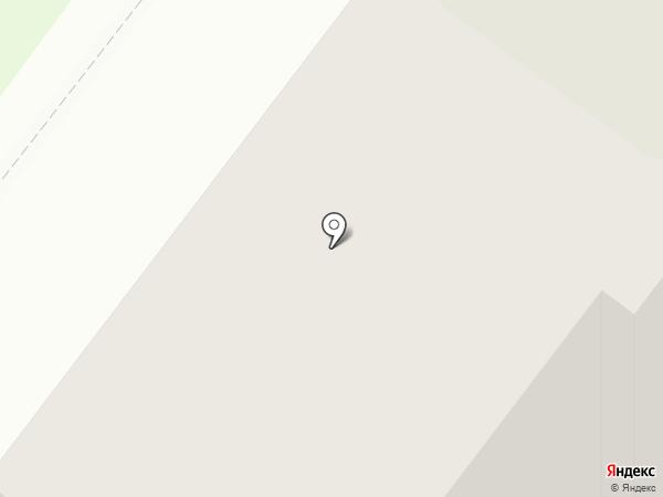 Фиалка на карте Березников