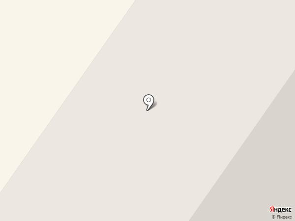 Русалочка на карте Березников