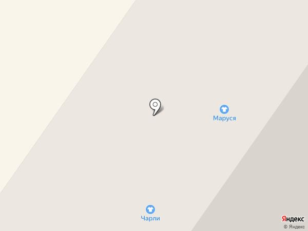 Весёлый Себастьян на карте Березников