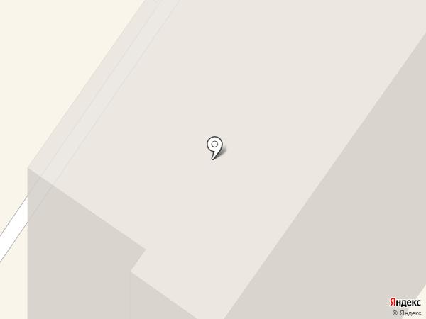 Гаврош на карте Березников